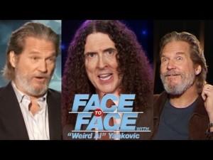Weird Al Interviews Jeff Bridges