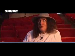 Shure Interviews Weird Al