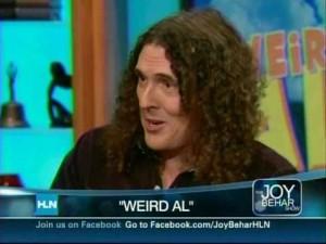 Joy Behar Interviews Weird Al