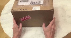 Unboxing the 2015 Grammy