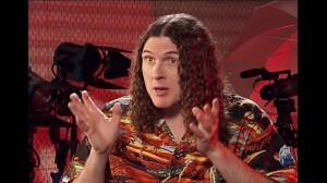 Weird Al Interviews Kevin Federline